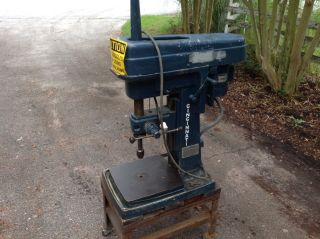 Cincinnati 16 Sliding Head Drill Press 1ph photo