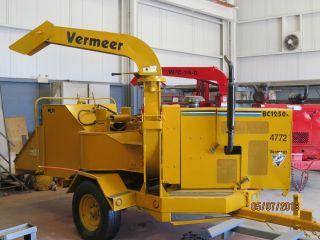 Vermeer Bc 1250 photo