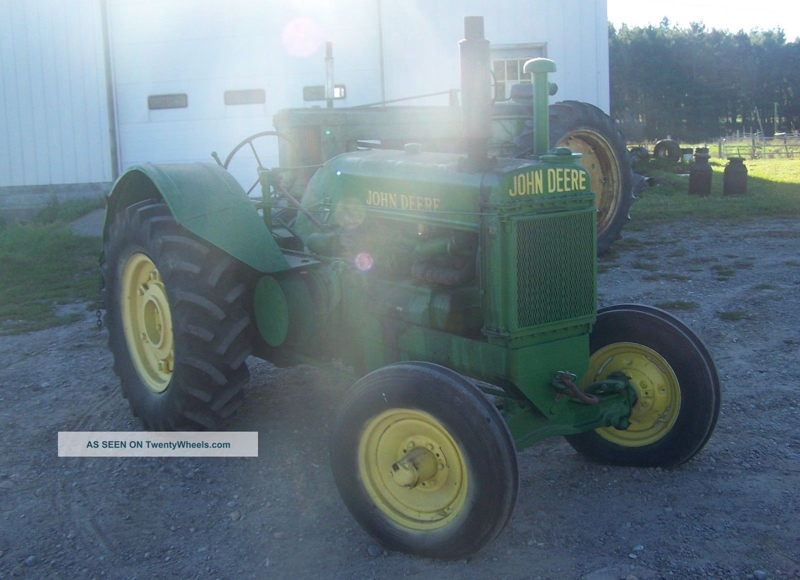 Ar Unstyled Tractor Antique Ie Ao Br Bo