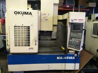 Okuma Mx45vae Machining Center,  1999 photo