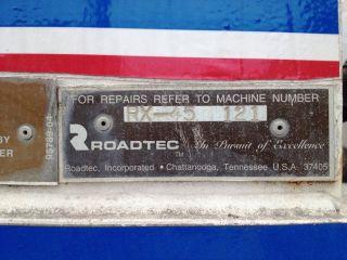 Roadtec Milling Machine - - Cat,  Bobcat,  John Deere,  Case,  Volvo photo