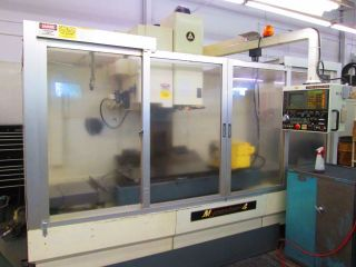 Kitamura Mycenter 4 Cnc Vertical Machining Center With 4th Axis Rotary photo