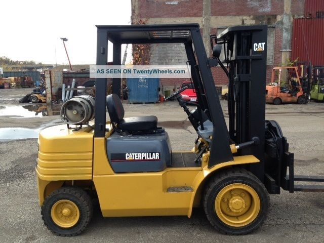 Cat Gp30 Forklift