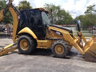 2006 Caterpillar 430e photo