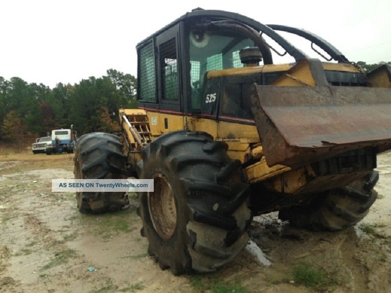 525 Caterpillar Log Skidder,  Cat 525 Skidder,  525 Cat Other photo