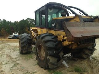 525 Caterpillar Log Skidder,  Cat 525 Skidder,  525 Cat photo