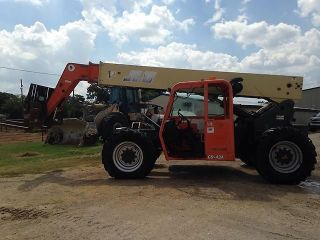 2006 Jlg G9 - 43a Telecopic Forklift 9000lb Lift,  4x4x4,  And Tight photo