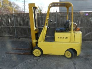Hyster Fork Lift photo