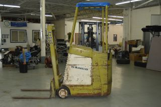 Namco Model 2015 Stand Up Fork Lift photo