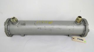 Lappeenrannan M4 - 7ba Ttk P4 - 95 10bar 100c Heat Exchanger 1 In Npt B457809 photo