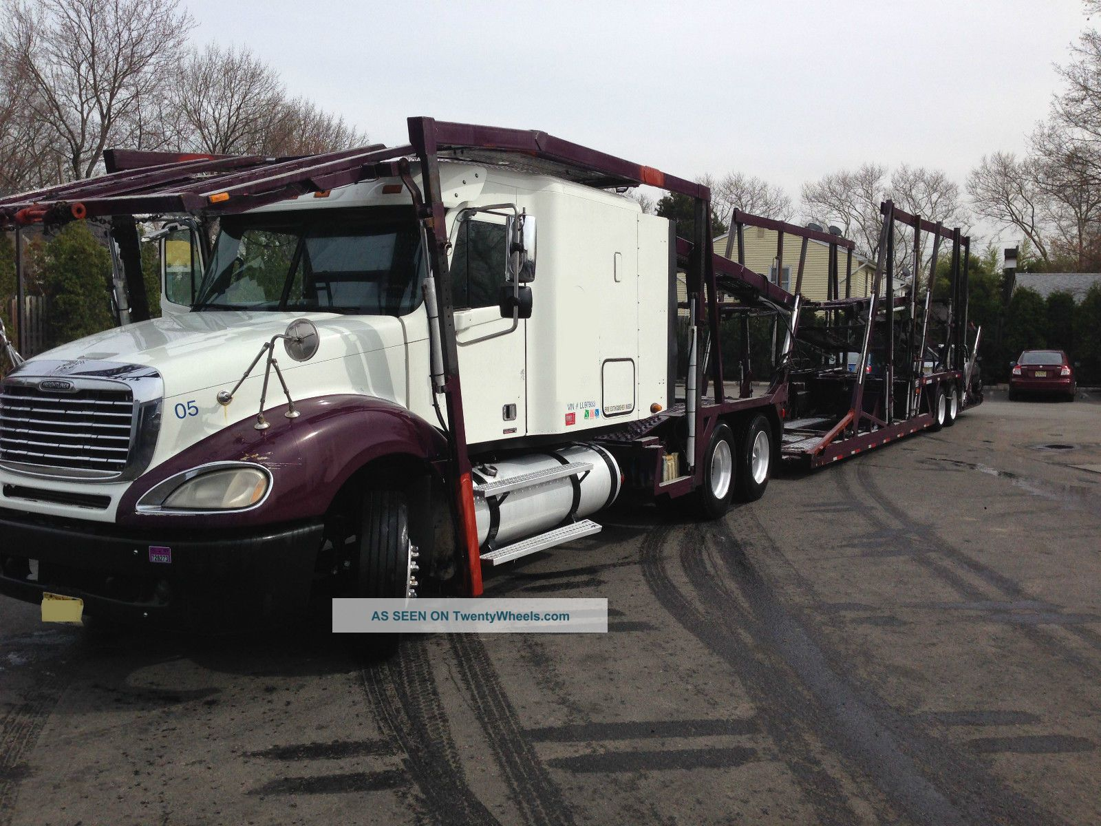 2007 Freightliner Columbia Other Heavy Duty Trucks photo