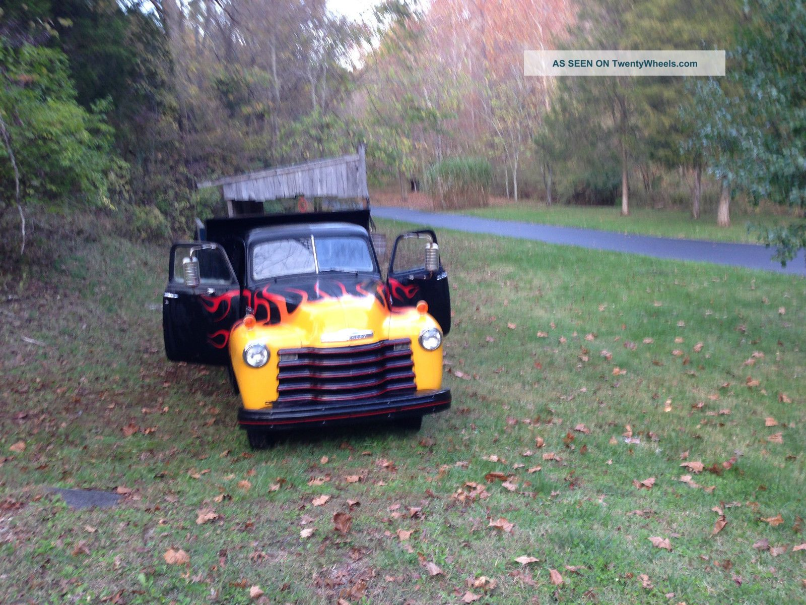 1949 Chevy Truck Lookup Beforebuying Bagged 4400