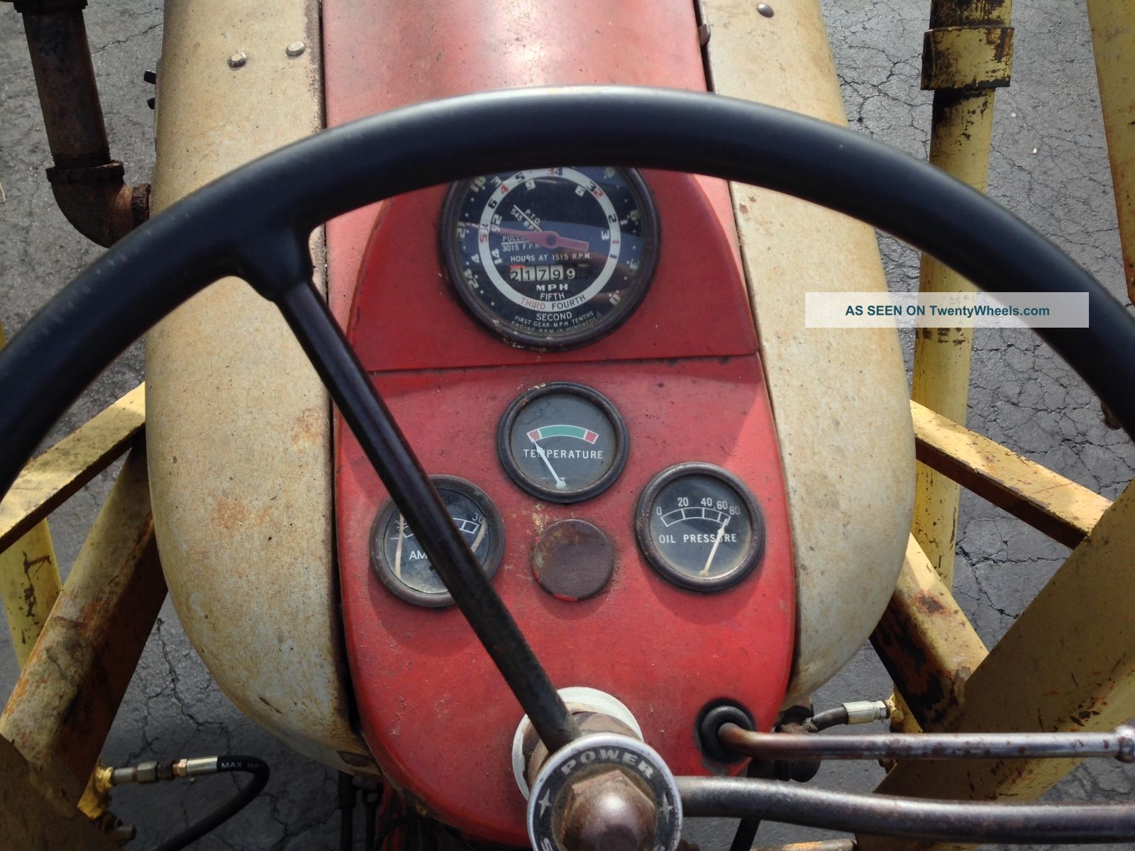 Ford 900 Tractor Parts : Ford tractor pto autos post