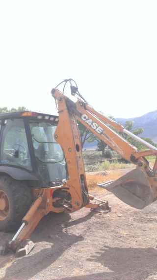 Case 580 Sm Backhoe photo