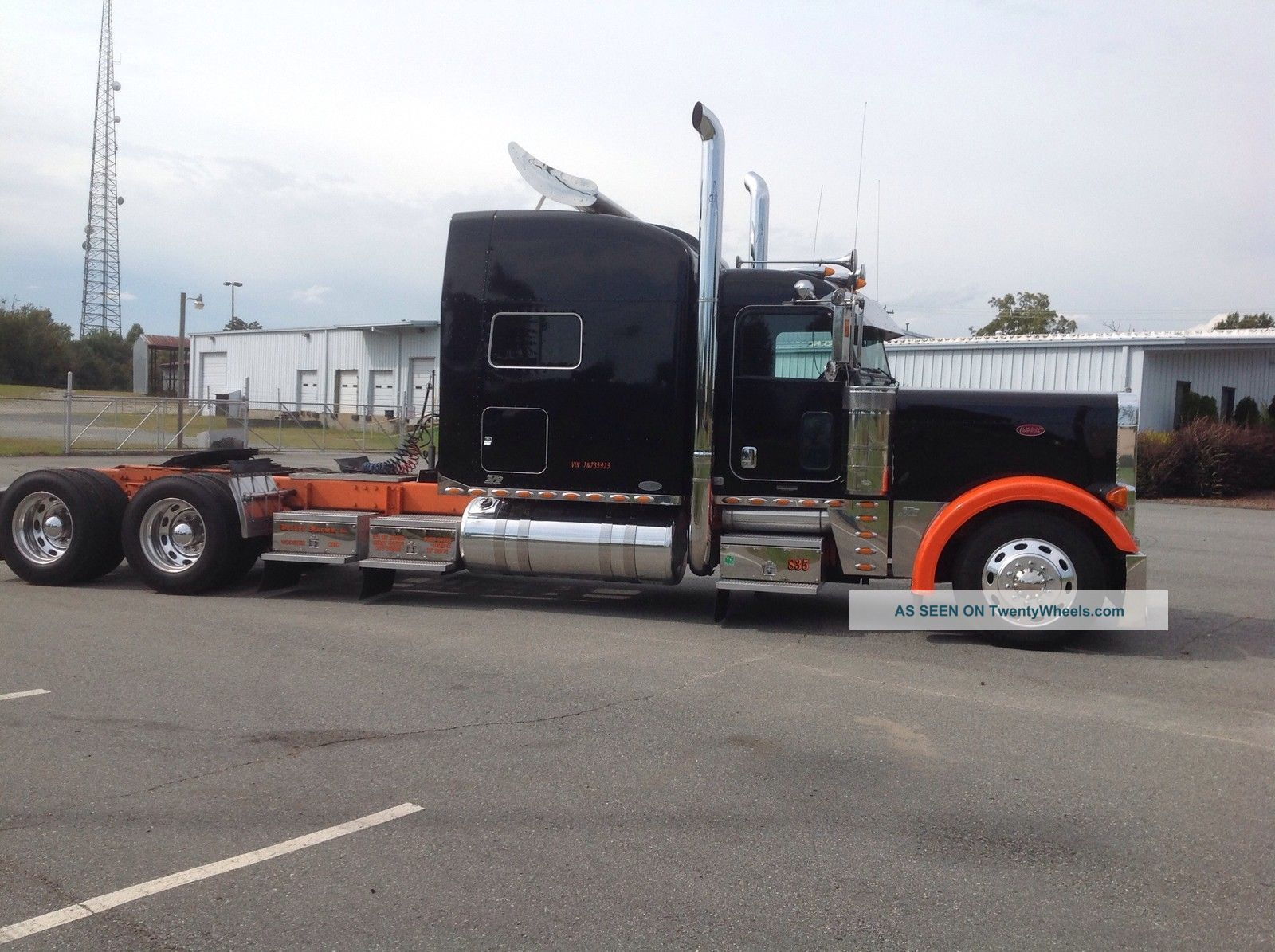 379 Peterbilt Day Cab For Sale On Craigslist By Owner | Autos Post