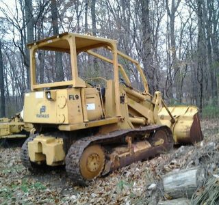 Fiat Allis Fl9 Bulldozer photo