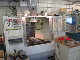 Haas Vf2ss Cnc Vertical Machining Center photo