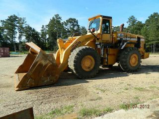Dressta 560e Wheel Loader,  4000 Total Hours,  2008 Model / Cat / Komatsu photo