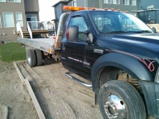 F550 Rollback Tow Truck photo