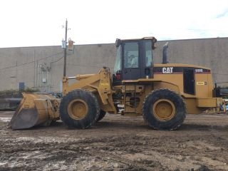 2008 Caterpillar 938g Series Ii Wheel Loader; Q/c W/bucket And Forks; 6206 Hrs photo