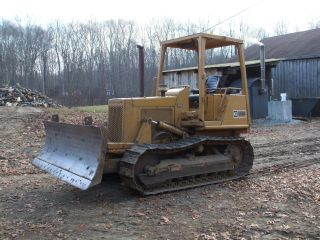 Caterpillar D3b Dozer,  Cat Bulldozer,  Crawler Tractor photo