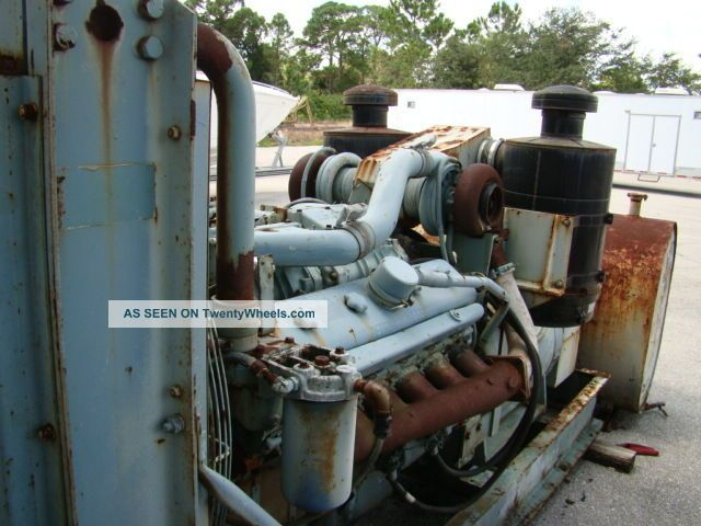 Marathon Mecon Series Generator Model 500fdc4359aa Wr96 Other photo