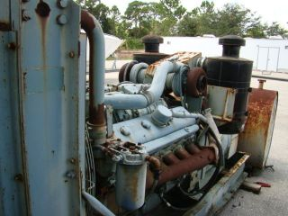 Marathon Mecon Series Generator Model 500fdc4359aa Wr96 photo