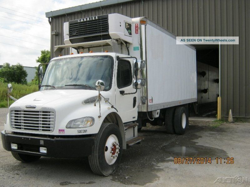 freightliner business class m2 owners manual