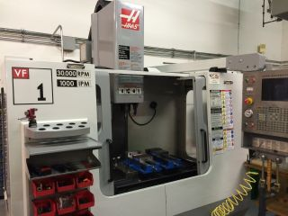 Haas Vf1 30000 Rpm Spindle photo