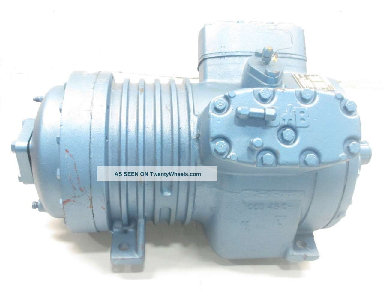 Dunham Bush 151 Phf Air Conditioner Compressor 460v - Ac D453434 Heating & Cooling Equipment photo