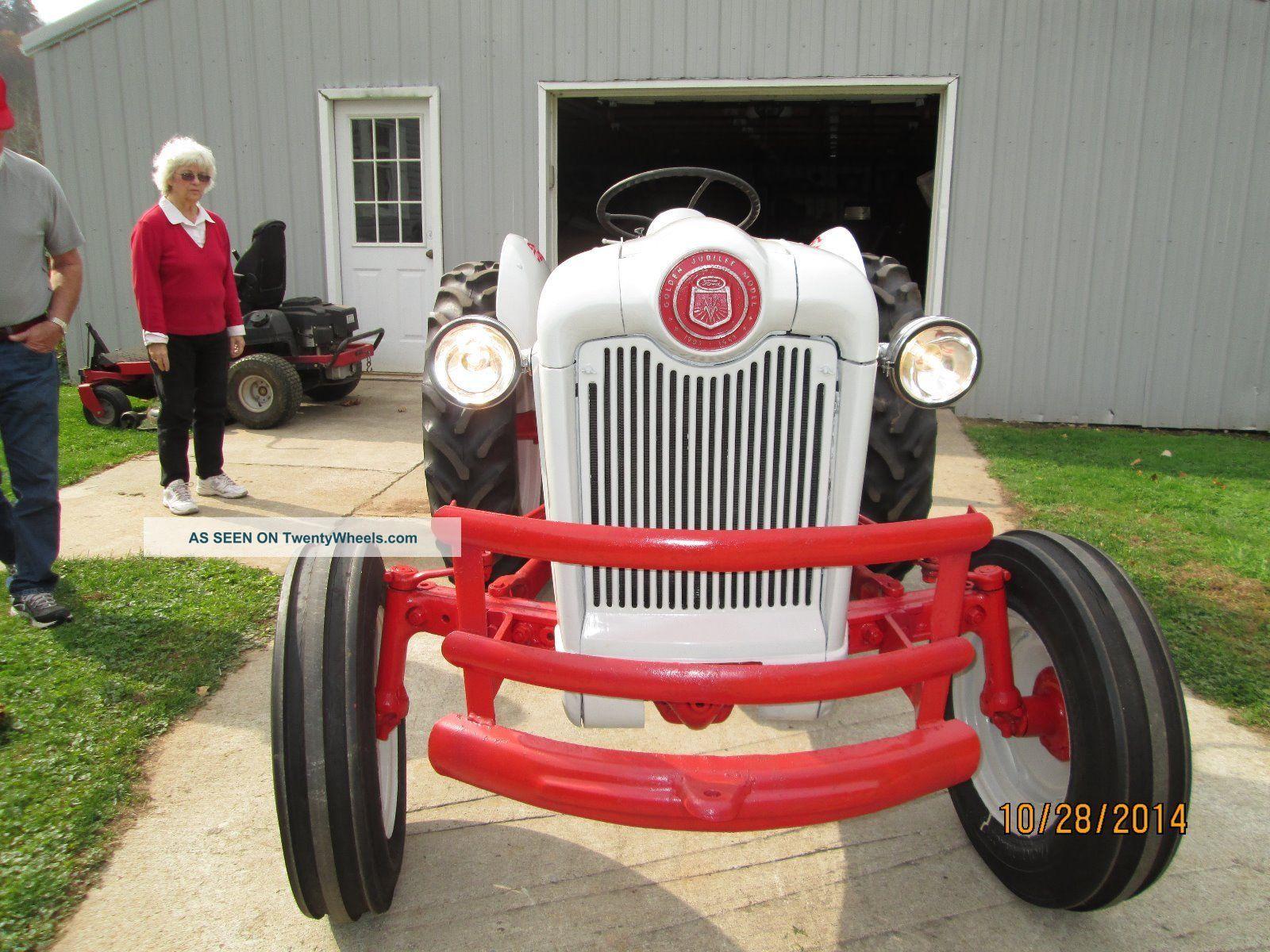 Ford Golden Jubilee Hydraulics : Ford jubilee transmission