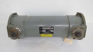 Thermal Transfer B - 1202 - A4 - F Four Pass Fluid Heat Exchanger 2 In B456438 photo