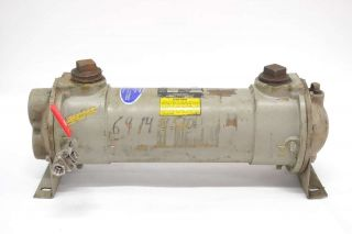 Thermal Transfer B - 1202 - C6 - T Four Pass Fluid Heat Exchanger 2 In B456648 photo