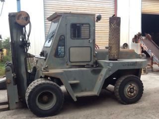 Wiggins W156y 15000 Lb Capacity Cummins Diesel Forklift photo