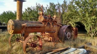 1912 65 Hp Case Steam Tractor photo