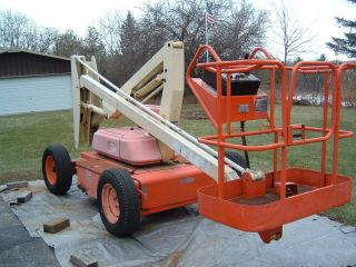 1999 Jlg 30 Electric Boom Lift photo
