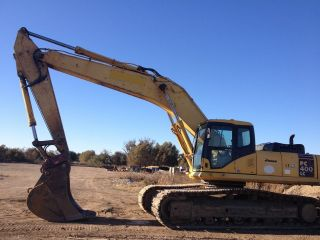 2006 Komatsu Pc400lc - 7 Excavator; Quick - Coupler photo