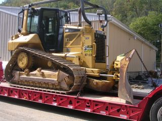 Caterpillar D6n Xl With Paccar Winch photo