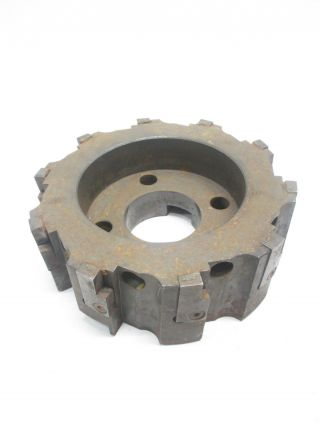Greenleaf M200 25578 8in Od 2 - 1/2in Bore Milling Cutter Steel D469471 photo
