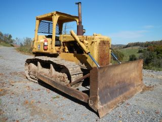 1978 Caterpillar D6d Bulldozer photo
