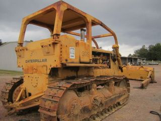 Caterpillar D8k photo