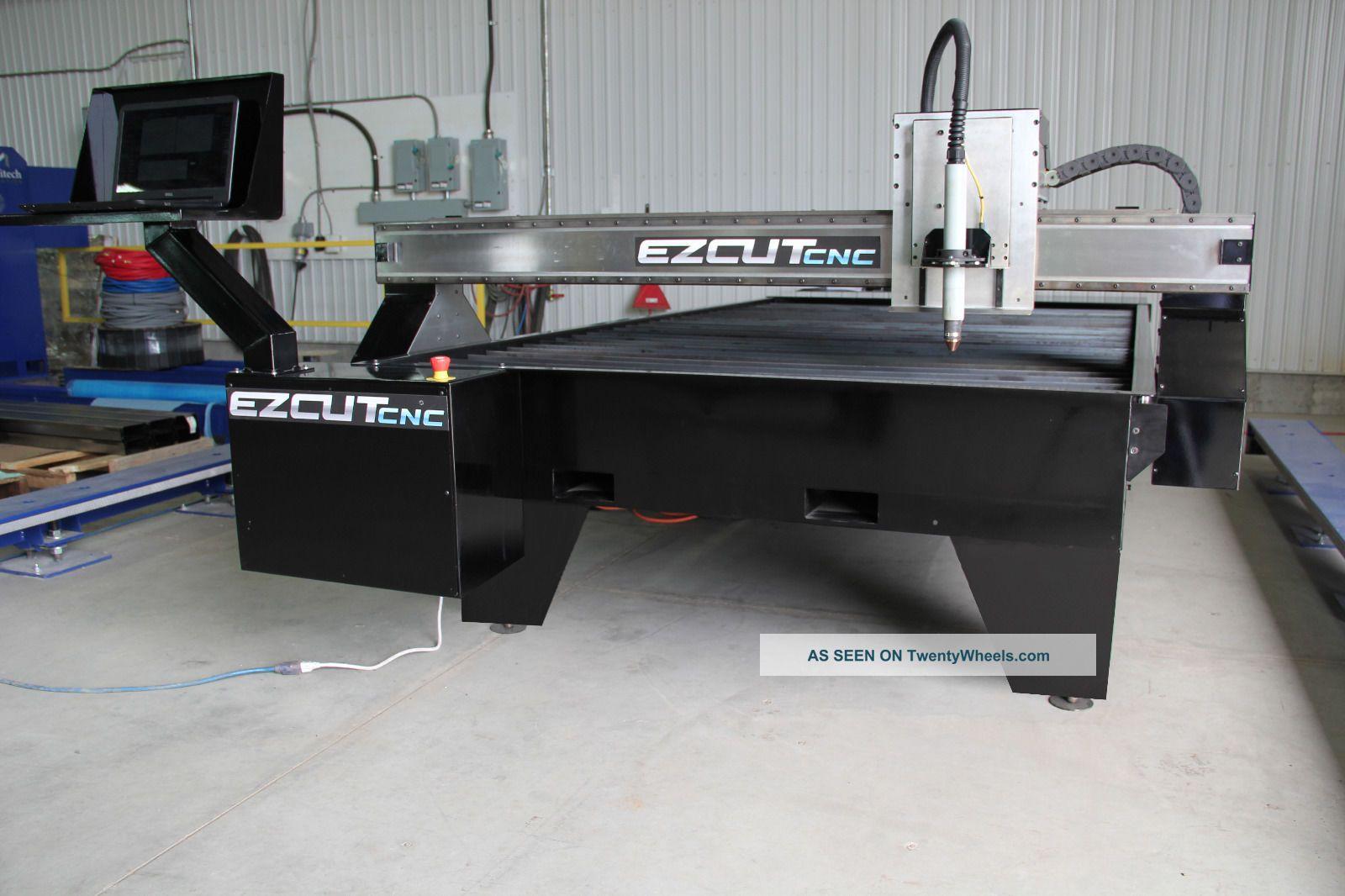 6 ' X12 ' Ez Cut 11000 Series Turn - Key Cnc Plasma Cutting System Includes Training Other photo