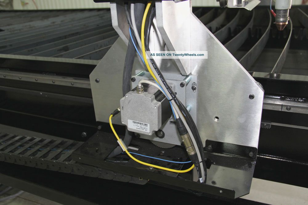 6 X12 Ez Cut 11000 Series Turn Key Cnc Plasma