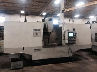 Milltronics Vm30xp 50 Taper Cnc Vertical Machining Center 2005 Cts photo