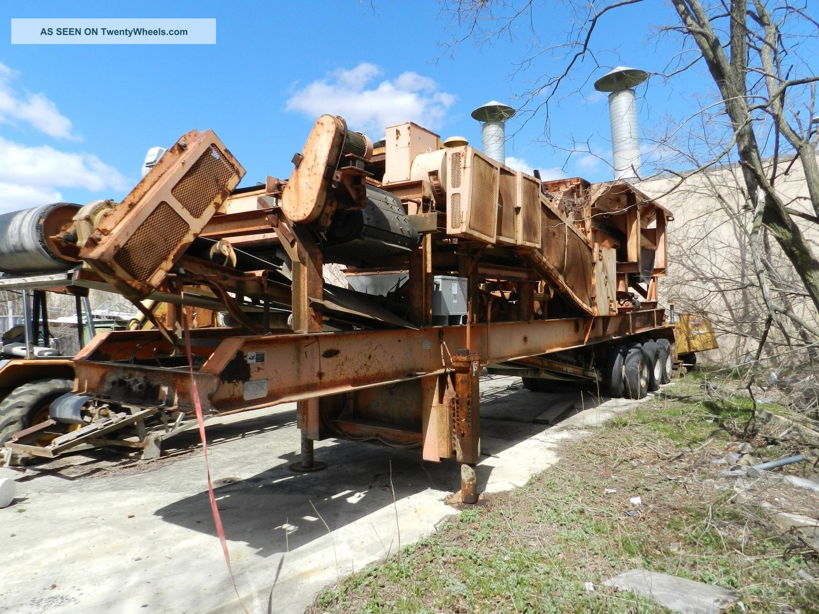 Eagle Impact Concrete/rock Crusher Ultramax 500 S/n 11048 Other photo