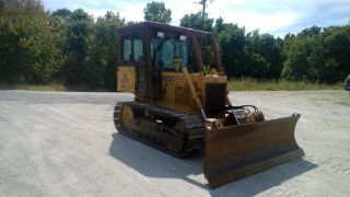Case 550e Long Track Dozer photo