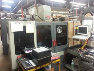 1996 Bridgeport Vmc - 760/22 Cnc Vertical Machining Center Mill Dx - 32 Cat 40 30x20 photo