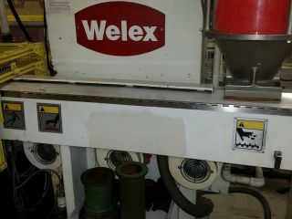 1991 Welex 1.  5 24:d Extruder,  Plastics photo
