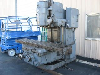 Cicninatti No 5 Milling Machine photo
