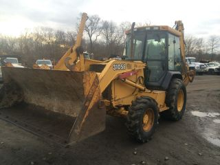 Backhoe Loader photo